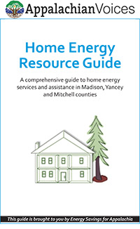 Download our French Broad EMC resource guide to learn more about public and private home energy services and assistance in Madison, Yancey and Mitchell counties.
