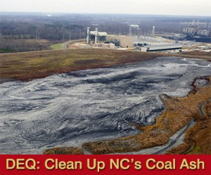 Duke Energy and the N.C. Department of Environmental Quality are controlling the narrative of coal ash cleanup and writing off the complaints of citizens most impacted by coal ash pollution. Help us hold them accountable.