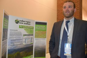 Adam Wells, Appalachian Voices' Economic Diversification Campaign Coordinator, who is based in our Norton, Va. office.