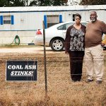 Annette and William Gibbs live in Perry County, Ala., near a landfill that now contains four million tons of coal ash from the 2008 Kingston spill. Photo by Chris Jordan-Bloch / Earthjustice