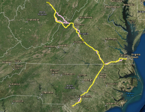 The ACP would increase fracking impacts in W.Va. and harm communities along the 600-mile route through Va. and into N.C.