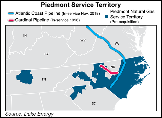 Duke Energy S Empire Grows With Natural Gas Appalachian