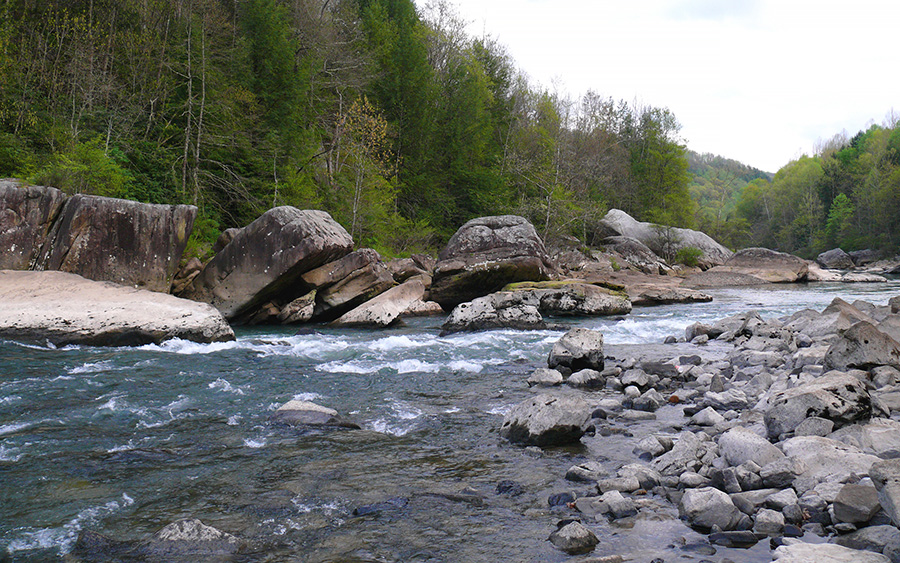 Endangered Appalachian Rivers > Appalachian Voices