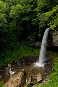 The stunning Falls of Hills Creek in the Monongahela National Forest are part of the proposed Birthplace of Rivers National Monument. Photo by Samuel Coleridge