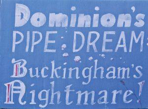 Buckingham sign
