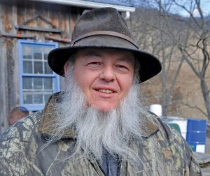 Mike Puffenbarger owns Southernmost Maple in Bolar, Va. Photo by David Bruce.