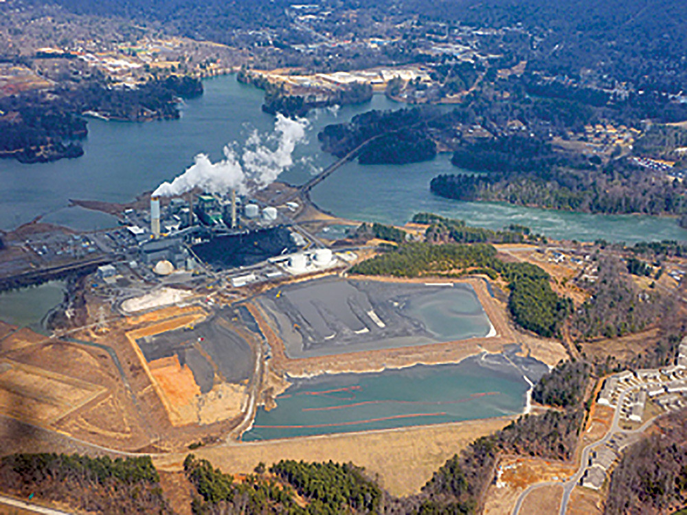 asheville coal ash