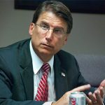 Former NC Governor Pat McCrory
