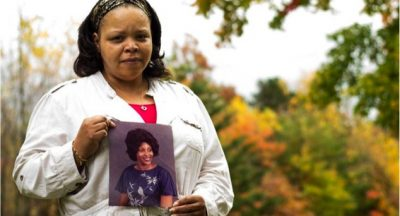 Tracey Edwards, resident of Stokes County, N.C.