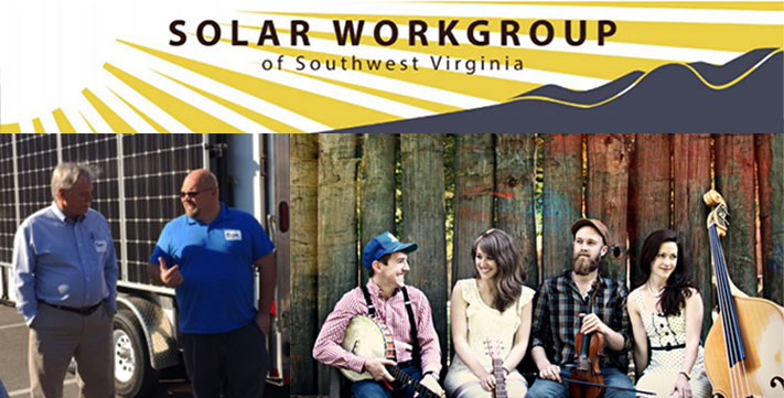 Solar is coming to Southwest Virginia! ❯❯