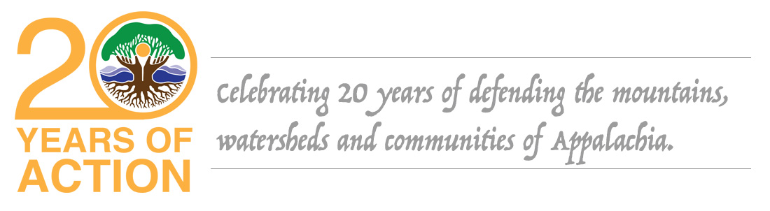 Celebrating 20 years of defending the mountains, watersheds and communities of Appalachia