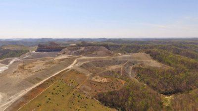 Berkeley Energy mine site
