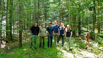 SAWS trail crew