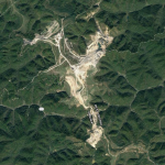 map of Twin Star mine