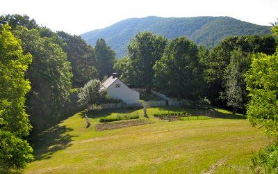 Johnson Farm house