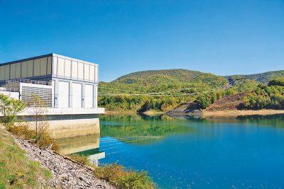 Bath County VA Pumped Storage Facility