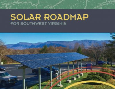Cover of the Solar Roadmap for Southwest Virginia