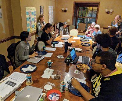 Energy Efficiency Task Force Volunteer Night