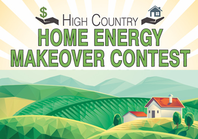 High Country Home Energy Makeover Contest
