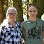 Ellen and Elise Gerhart