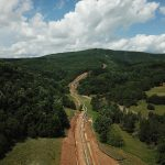 Mountain Valley Pipeline construction