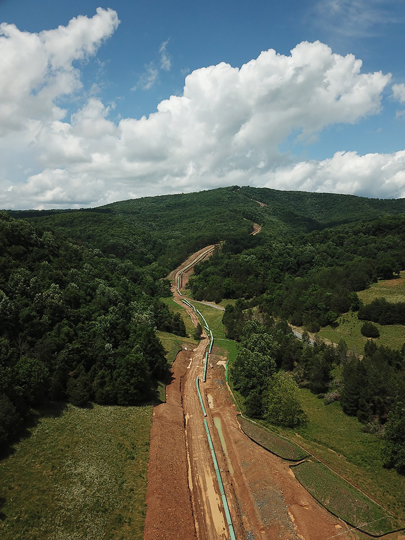 Mountain Valley and Atlantic Coast Pipeline Challenges ...