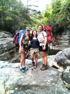 linville_gorge_backpackers