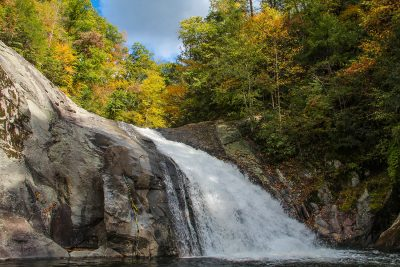 Harper Creek Falls