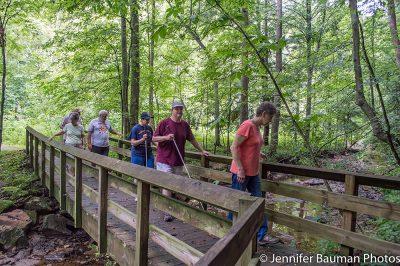 Spotted Salamander Trail