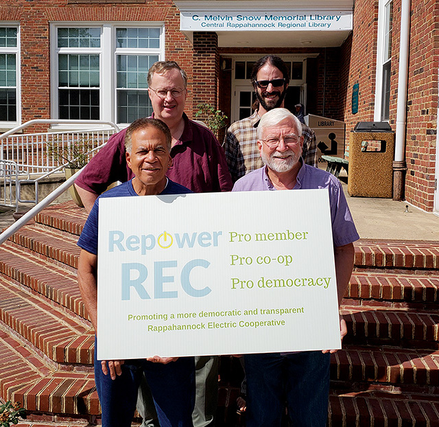 REC members
