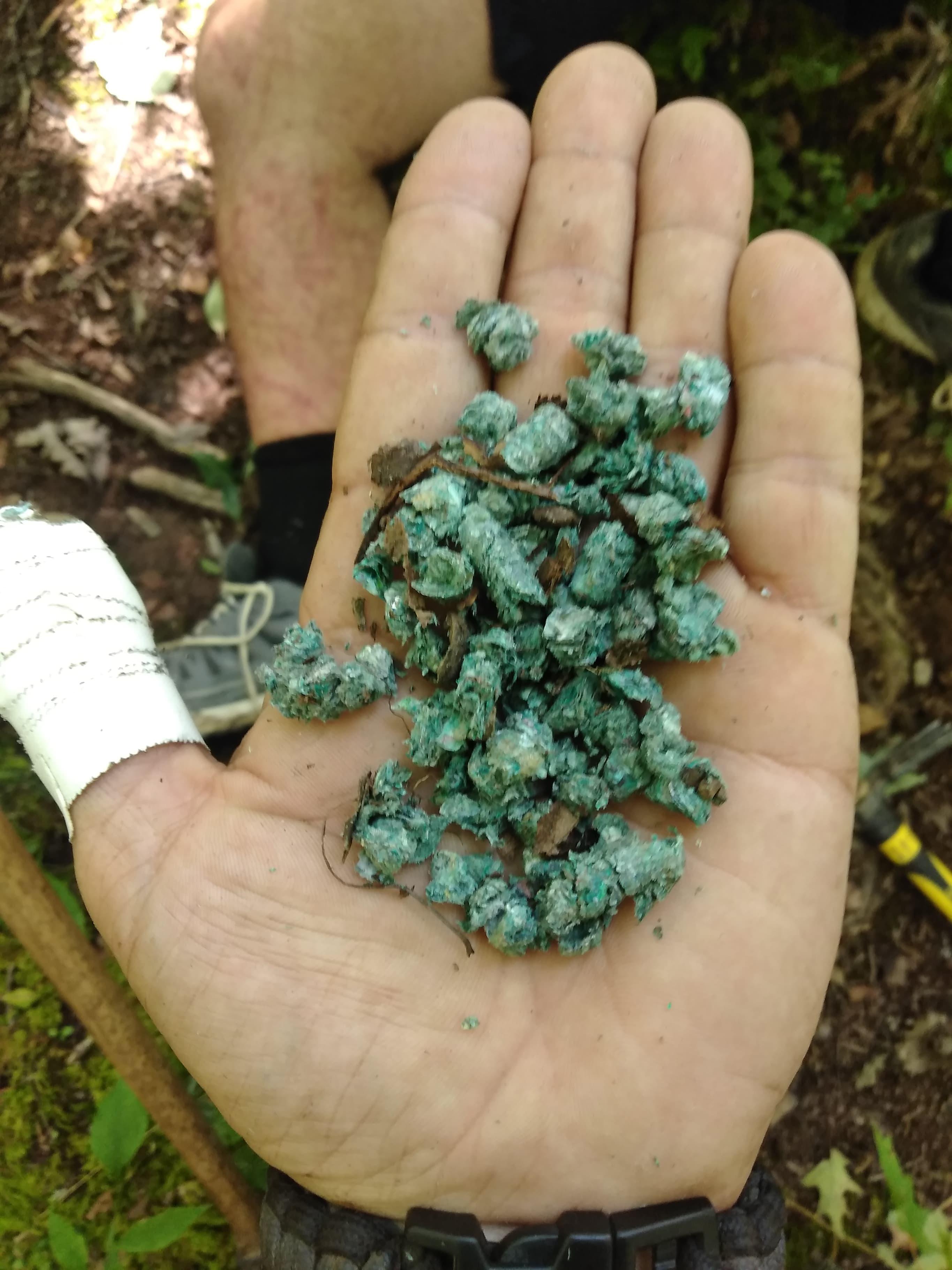 erosion control pellets