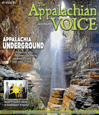 April/May 2019 Voice Cover