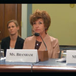 Community member testifies before congress