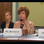 Community member testifies before congress