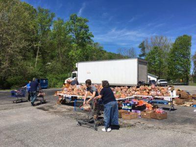 mobile foodbank