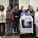 The Friends of Buckingham in Union Hill, Va., were one of many groups opposed to the Atlantic Coast Pipeline. Photo by Lara Mack