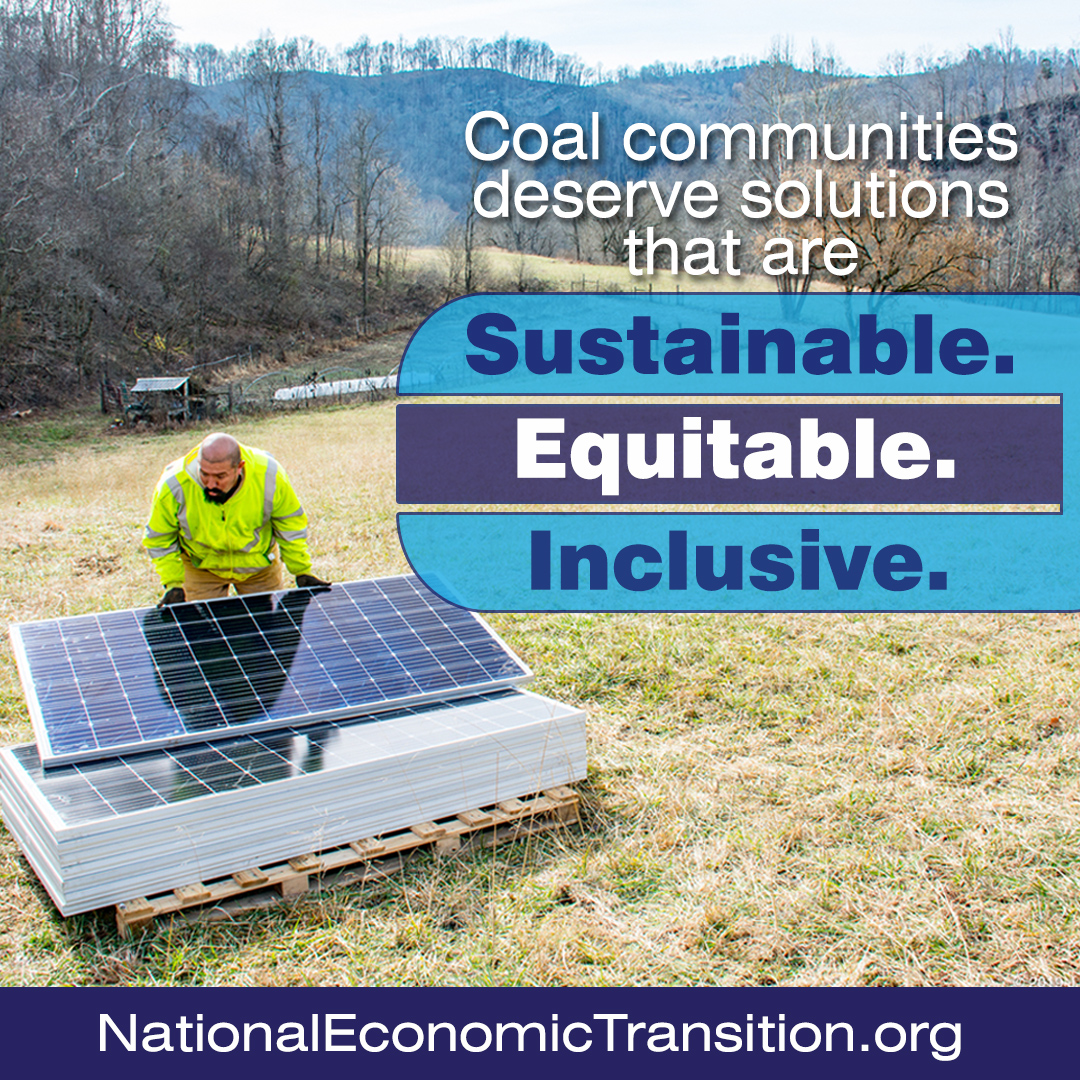 Charting paths forward for coal communities