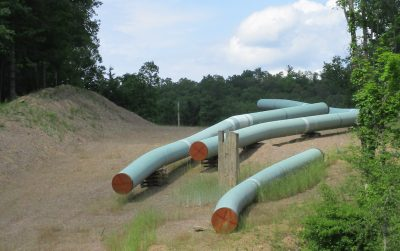 pipeline sections