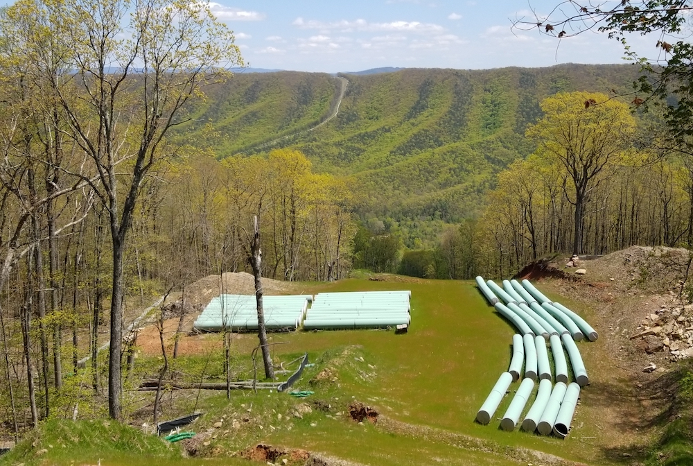 mountain valley pipeline