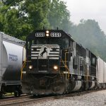 Norfolk Southern trail