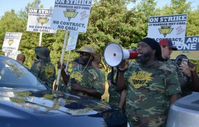UMWA Strike