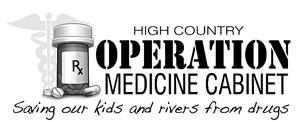 Logo for Operation Medicine Cabinet