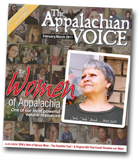 The Women of Appalachia issue