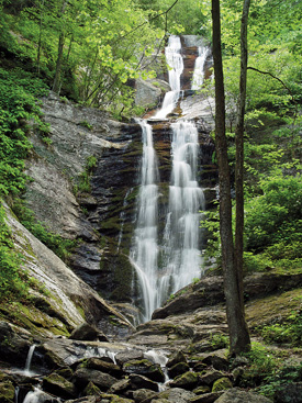 Tom's Creek Falls