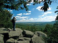 Hawk Mountain. Photo by Joe Pasquale